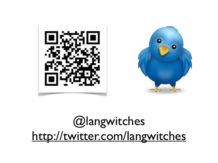 @langwitcheshttp://twitter.com/langwitches