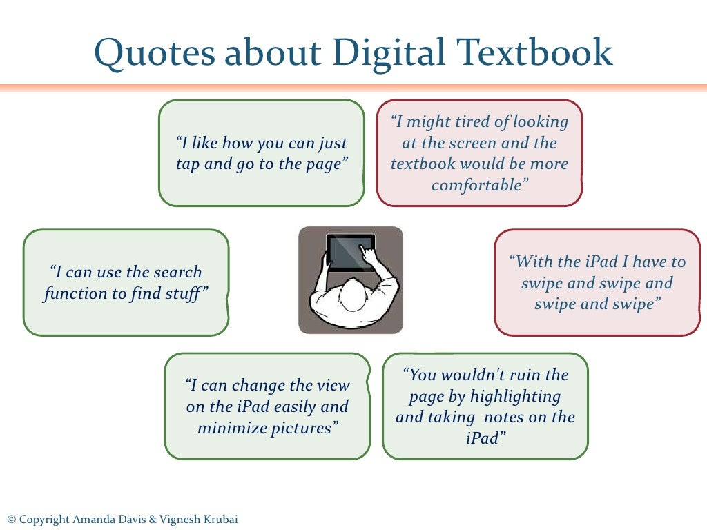 Tremendous Quotes About Digital Textbook I Beutiful Home Inspiration Ommitmahrainfo