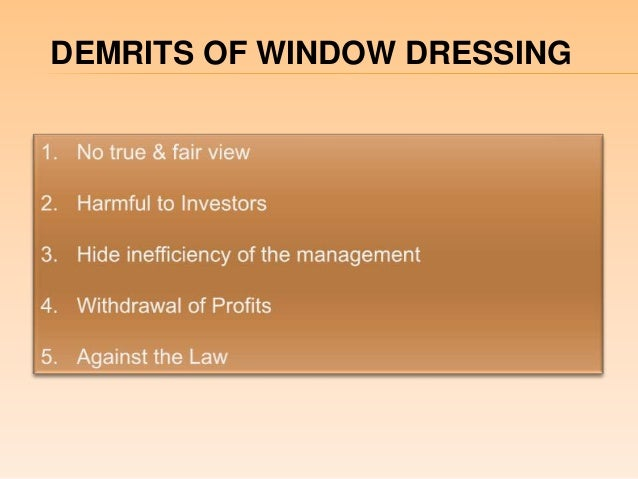 introduction to auditing and window dressing Chapter 6 verification and valuation of assets and liabilities chapter outline 61 introduction 62  auditing: principles and techniques  window dressing.