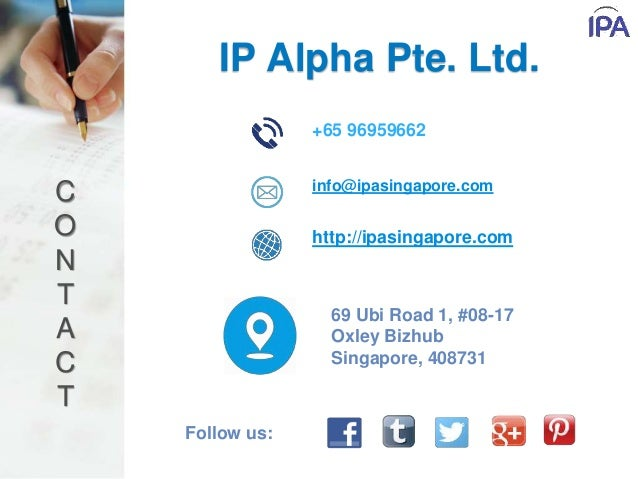 IP Alpha Pte Ltd | IP Legal and Business Services in Malaysia