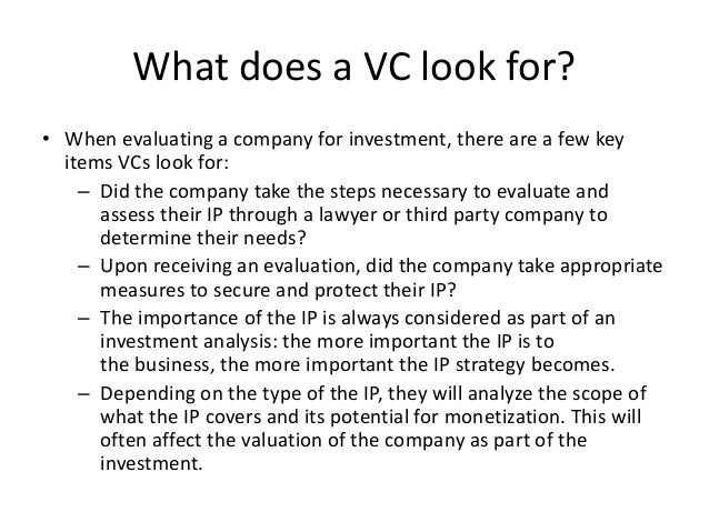 Situation in India • IP based VC investment is still low • Most VCs are investing in high growth areas such as e-commerce,...