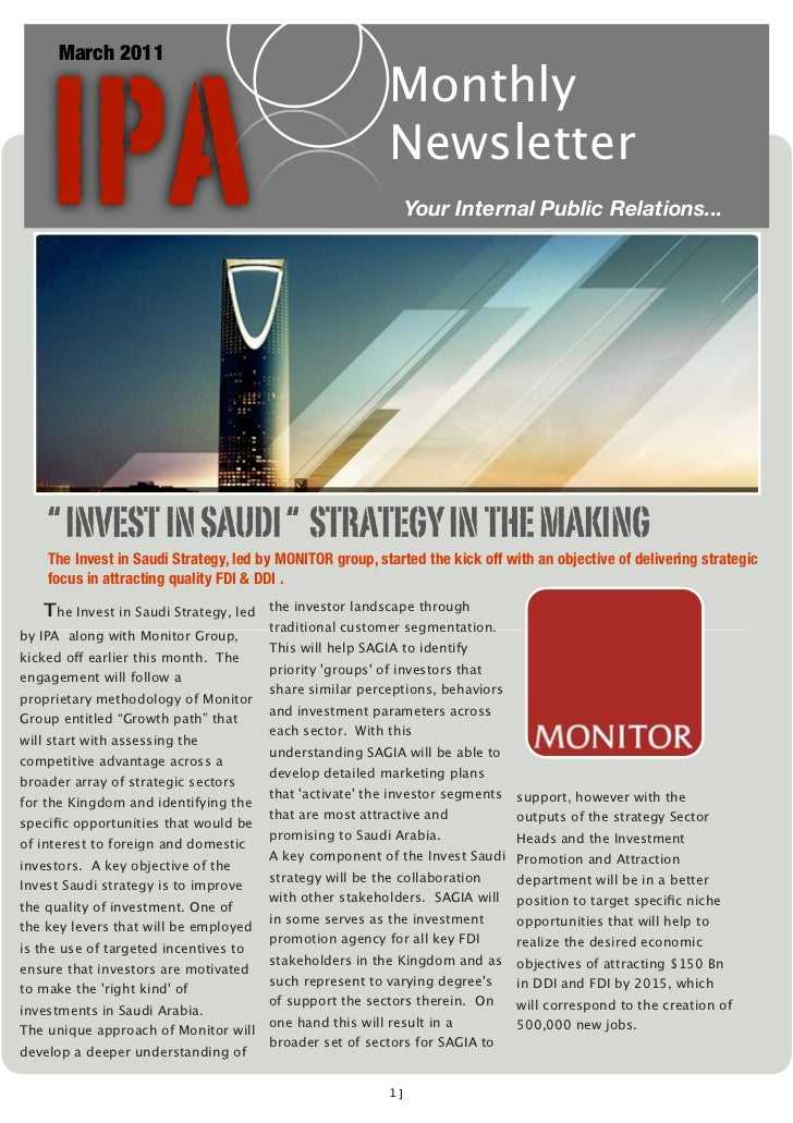IPA      March 2011                                                          Monthly                                      ...