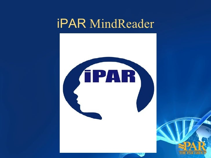 iPAR  MindReader