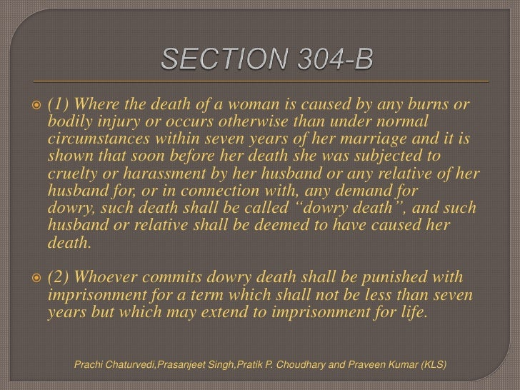 section 304 indian penal code