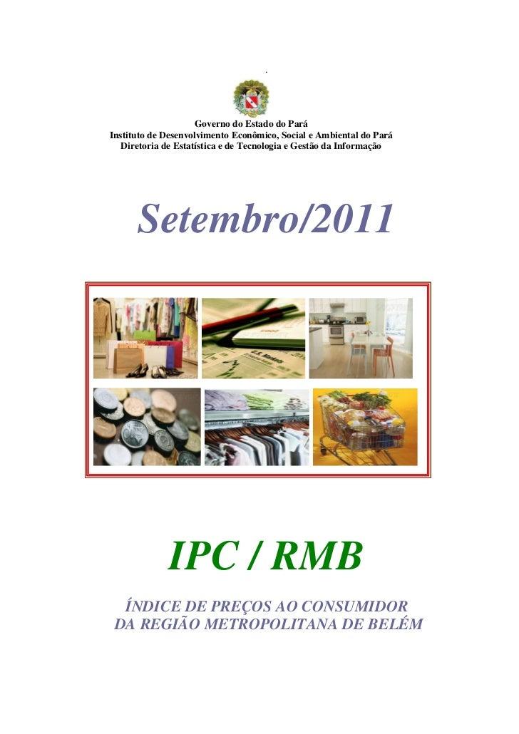 .                     Governo do Estado do ParáInstituto de Desenvolvimento Econômico, Social e Ambiental do Pará   Direto...