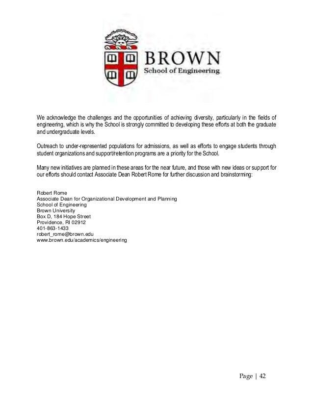 Brown Univ IPC Black Alumni Reunion 2013 Program Booklet