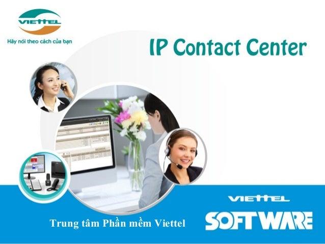 Trung tâm Phần mềm Viettel