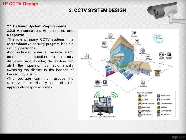 Ip cctv design full course by eng nader elmansi