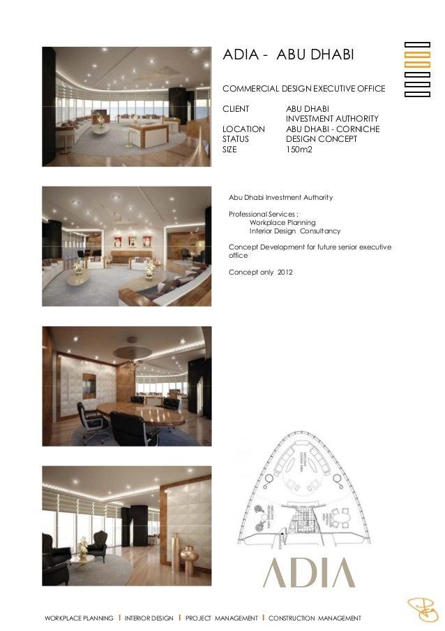 Interior Design Project Management Impressive Office Interior ...