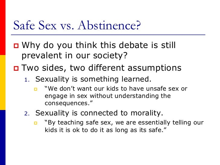 Plan Sexuality Lesson On