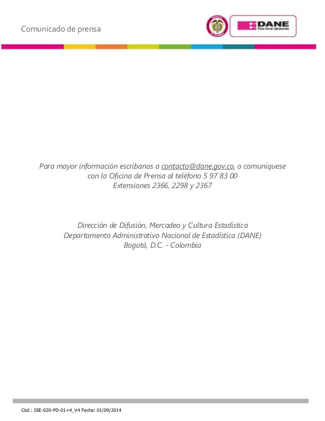 Ipc marzo 2015 ndice del precios al consumidor colombia for Telefono oficina del consumidor