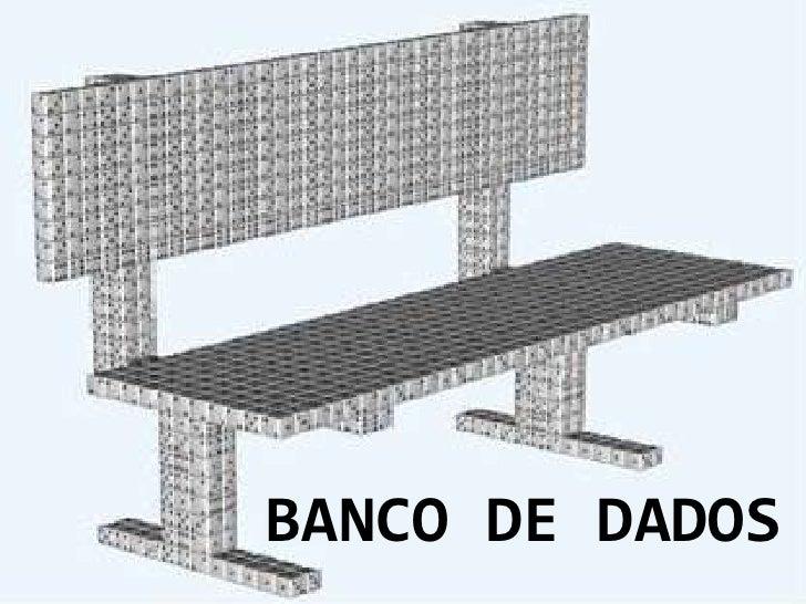 BANCO DE DADOS<br />