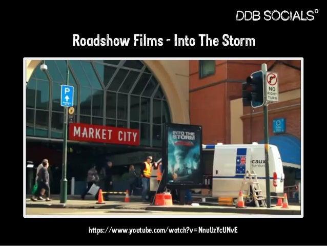 Roadshow Films - Into The Storm  https://www.youtube.com/watch?v=NnuUzYcUNvE