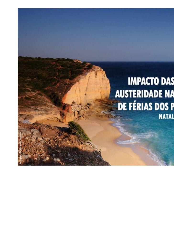 Ficha TécnicaO presente estudo foi realizado com o objectivo de aferir a intençãode férias da população de Portugal Contin...