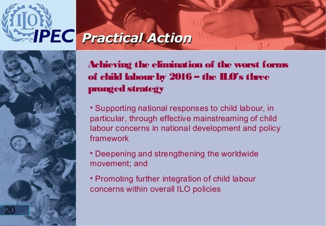 National child labour elimination policy 2010