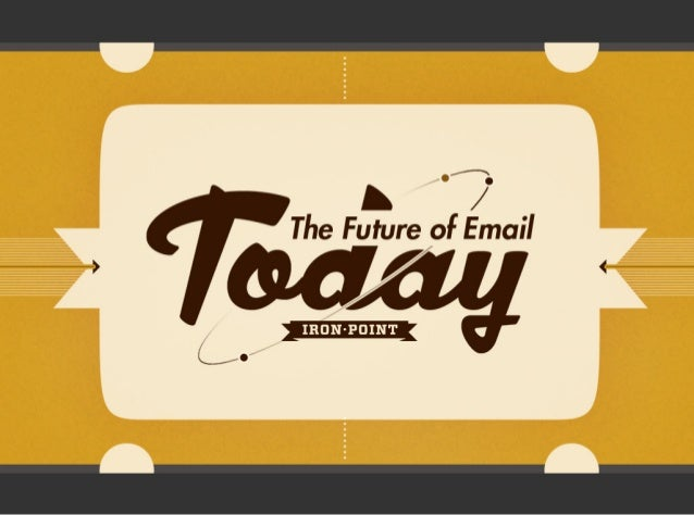 Email'O'Matic - The Future Of Email