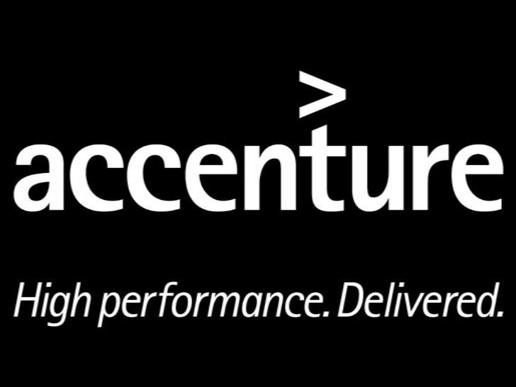 The CompanyAccenture is a global management consulting, technology services and outsourcingcompany.Core Values:•   Steward...
