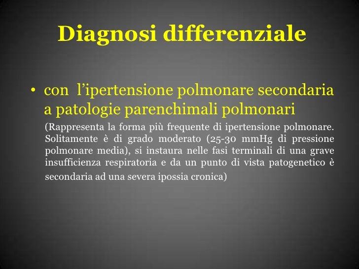 Ipertensione polmonare primitiva