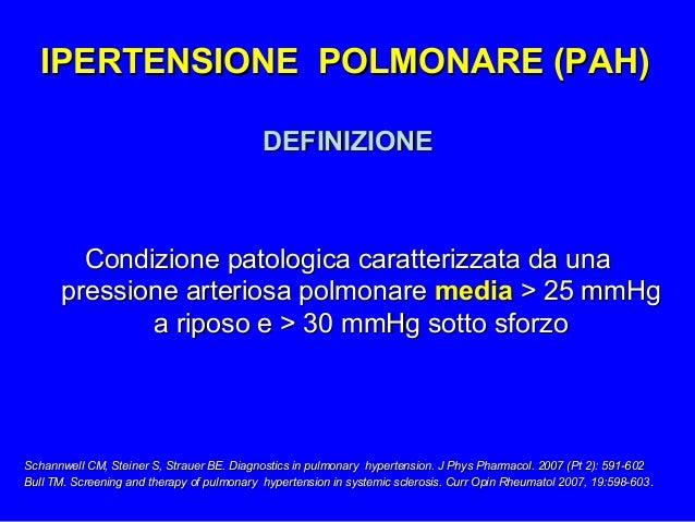 Ipertensione polmonare sett 2009