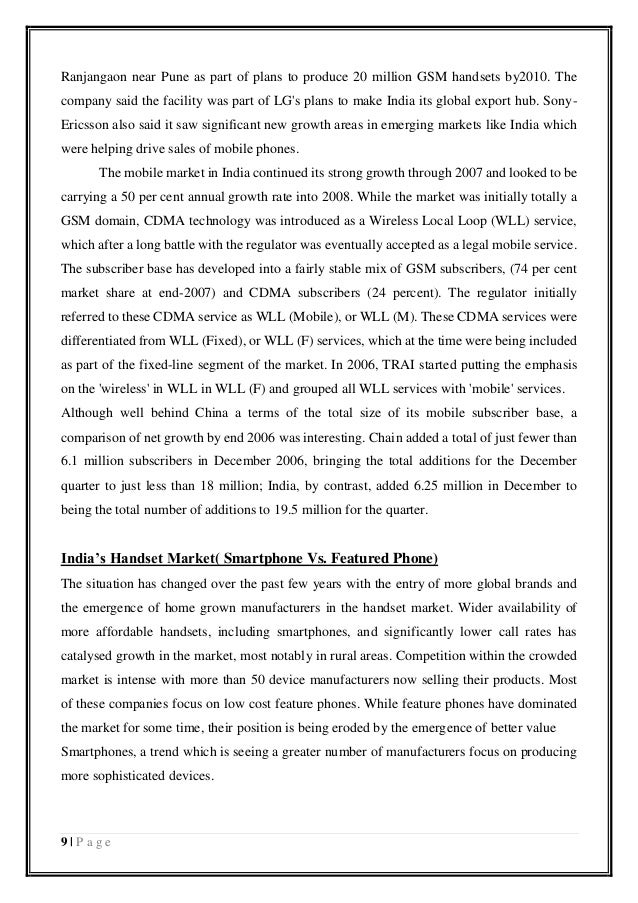 micro max industry analysis Micromax informatics analysis - analysis of micromax informatics limited success in indian mobile industry  the high growth in this industry coupled with high profits prompted several players to enter into the market micromax was one such indian player which entered into handset business in 2008.