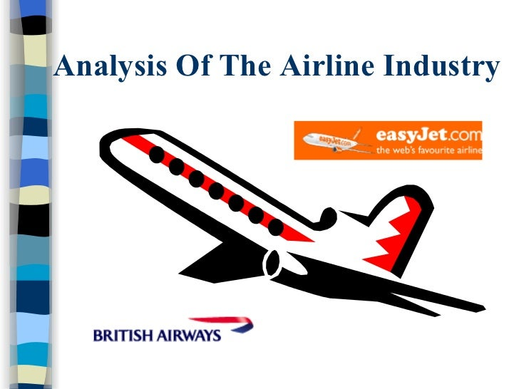 Analysis Of The Airline Industry