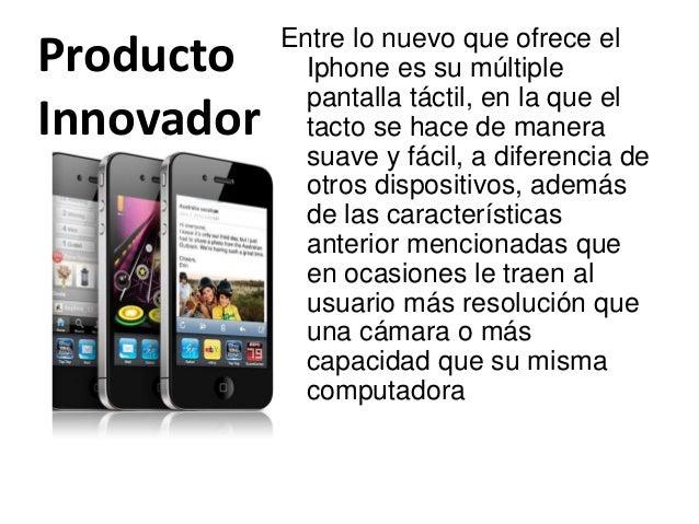 Aplicaciones Entretenimiento: por la creación de videos y fotografías, descarga de película, libros, música y juegos. ubic...