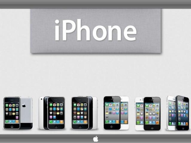Evelution iPhone