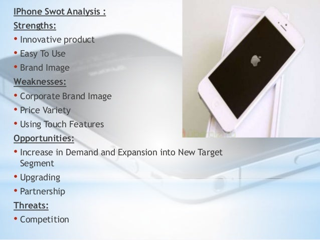 iphone 5 swot analysis A thorough swot analysis of iphone represents that iphone in itself is the marvel iphone, iphone 3, iphone 4, iphone 5, iphone apple, swot, swot analysis post navigation how to traceroute command in windows xp industry life cycle leave a reply cancel reply search for: blogroll free.