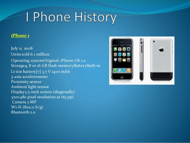Iphone,evolution,history,all models,Specifications