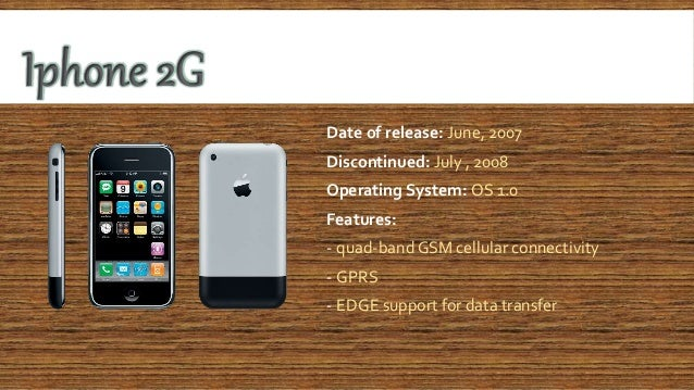 iphone 4s release date evolution a presentation of the iphones 14445