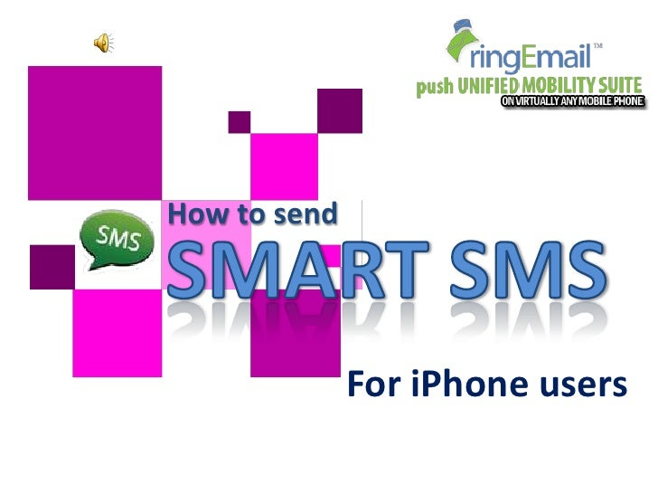 How to send              For iPhone users