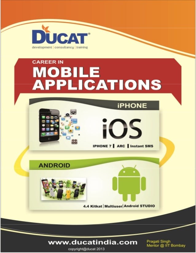 Tools to create Apps in iPhone  Interface Builder  Xcode  Mac Instruments Simulator/device Total 67 Pages  2