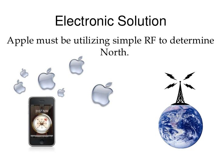 how does iphone compass work how iphone 3g s compass works 17028