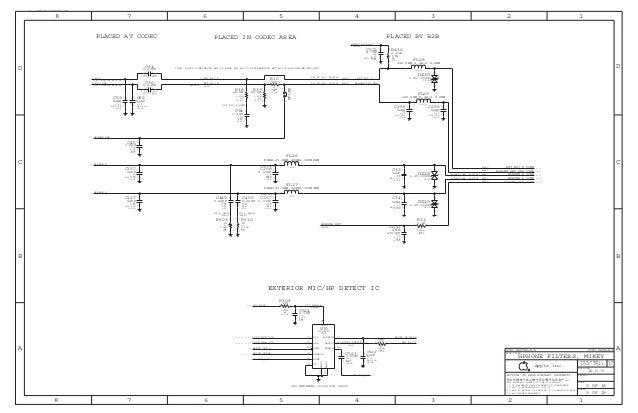 I phone 4 full Schematic Diagram