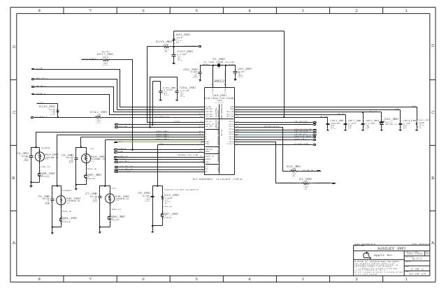 I phone 4 full Schematic Diagram