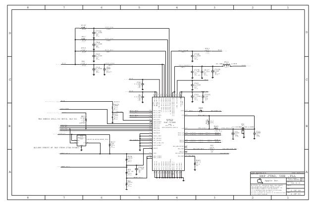 iphone 4s full schematic diagram
