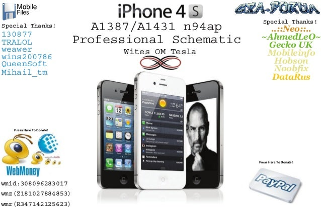 iPhone 4s schematic