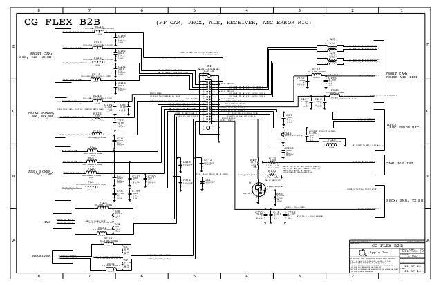 Iphone 5c Antenna Location Diagram Schematic Diagrams
