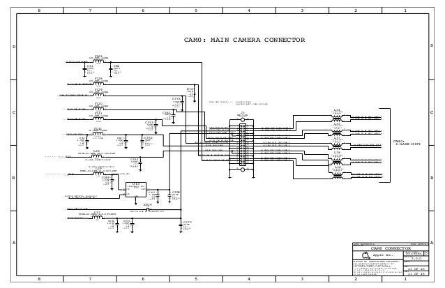 iPhone 5c schematic (searchable)