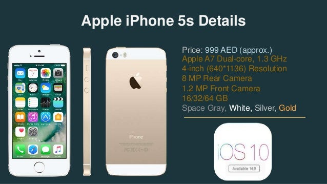 """Best """"iOS 10"""" features on Apple iPhone 5s"""