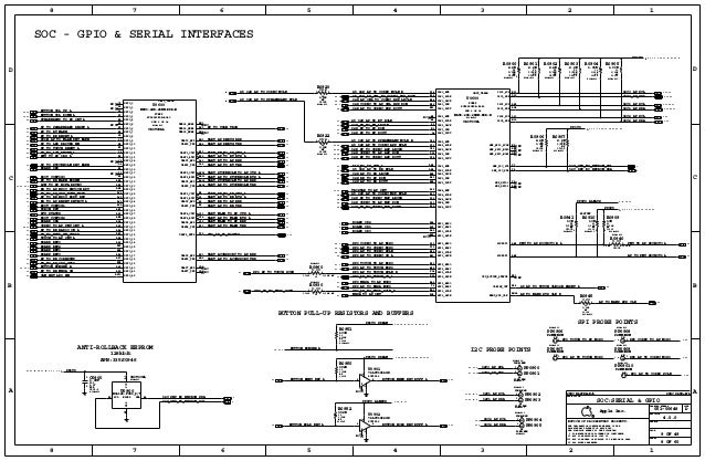 Iphone 5se Full Schematic Diagram