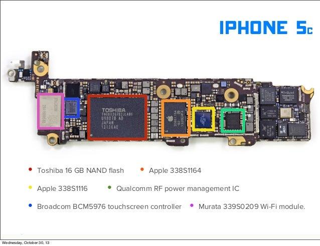 Placa Base Iphone C