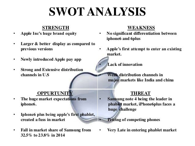 strategic recommendations for apple inc