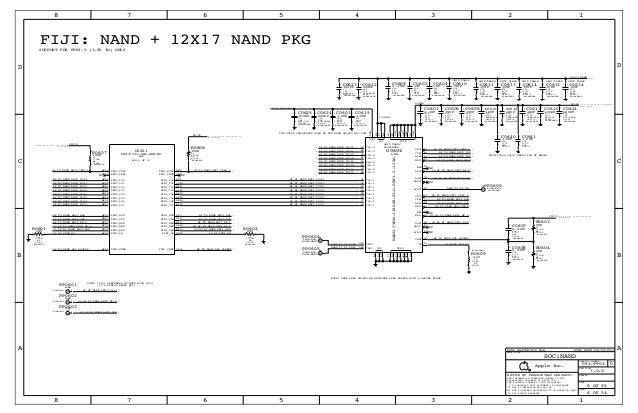 I Phone 6 Plus Full Schematic Diagram