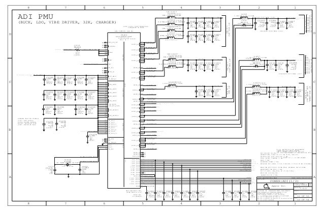 iphone 6 full schematic diagram