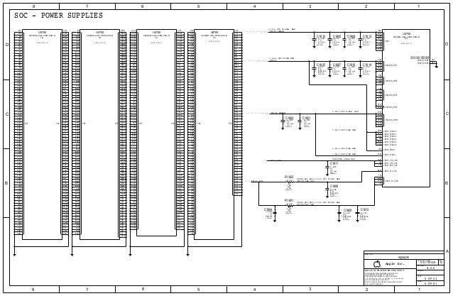 I Phone 7 Full Schematic Diagram