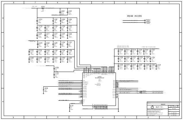 iPhone 7 full schematic ok