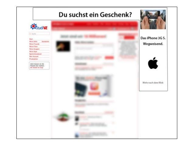 iPhone Werbung