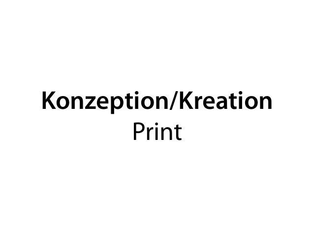 Konzeption/Kreation TV-Spot