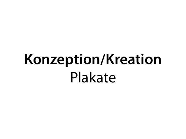 Konzeption/Kreation Online